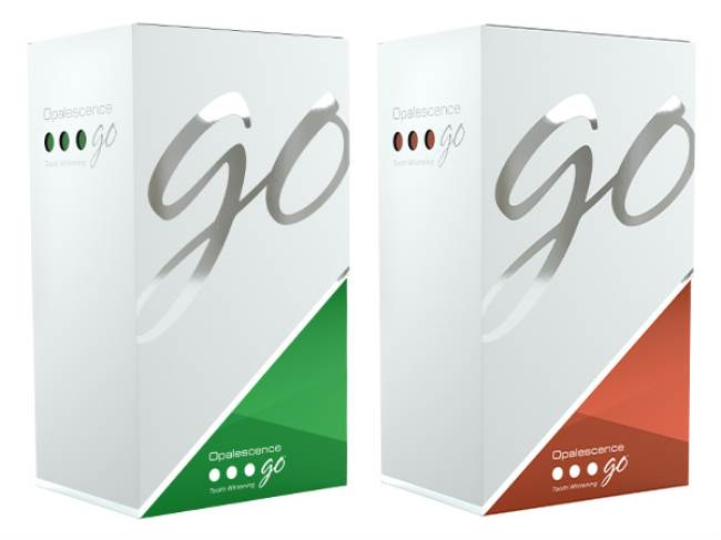 Opalescence Go Patient Kits - Peach, Melon, and Mint